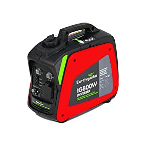 Earthquake IG800W Model 11613 Portable Generator Review