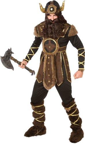 Vicious Viking Adult Halloween Costume (X-Large)