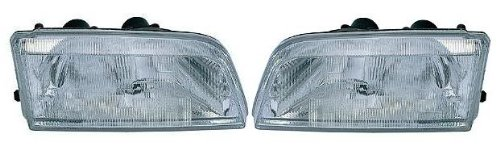 CITROEN ZX 1991-1998 HEADLIGHTS / HEADLAMPS 1 PAIR