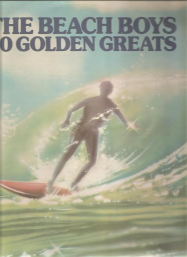 Beach Boys - The Beach Boys 20 Golden Greats - Zortam Music