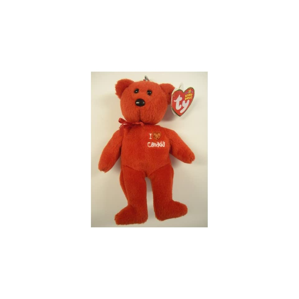 cd8e70fa8cf Ty Beanie Babies Canada Keychain  Toy  on PopScreen