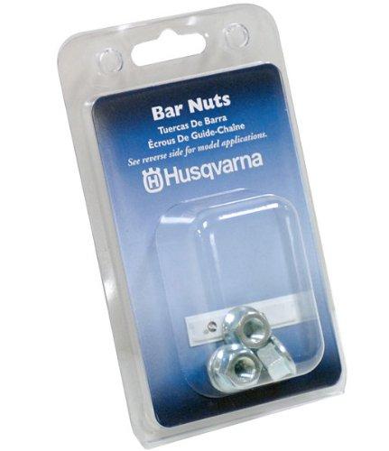 Husqvarna 531300382 Chain Saw Bar Nuts, 4 Pack