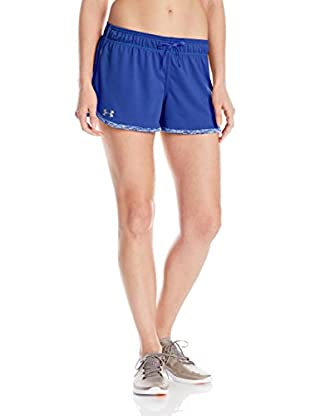 Under Armour Short Tech (Azul)