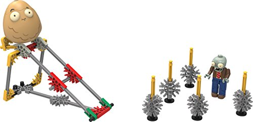 K'nex Plants vs. Zombies Wall-Nut Bowling Building Set - 1