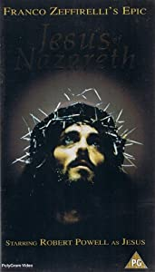 Jesus Of Nazareth Vhs Robert Powell Olivia Hussey