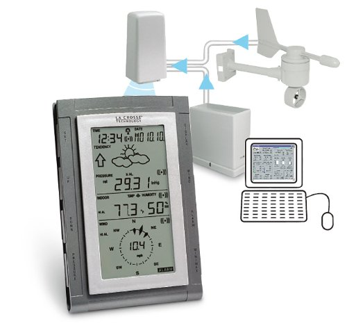 La Crosse Technology Ws-2317 Professional Weather Station