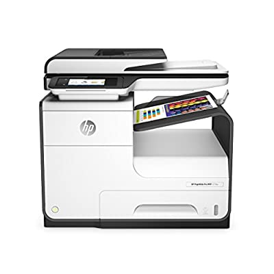 HP PageWide Pro 477dw Color All-in-One Business Printer, wireless & 2-sided duplex printing (D3Q20A)