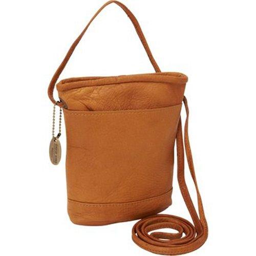 david-king-co-top-zip-mini-bag-512-tan-one-size