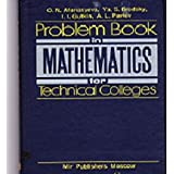 Problem Book in Mathematics for Technical College