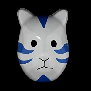 Naruto Animation Naruto ANBU Black Ops Nija Mask (Blue ...