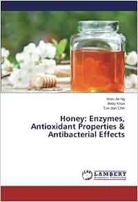 Honey antioxidant properties