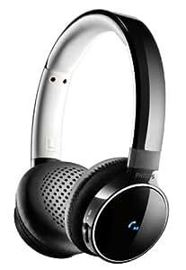 Philips SHB9150BK/00 Casque audio stéréo sans fil Bluetooth NFC avec micro Noir