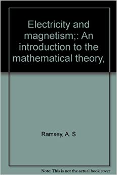 Electricity and magnetism;: An introduction to the ...