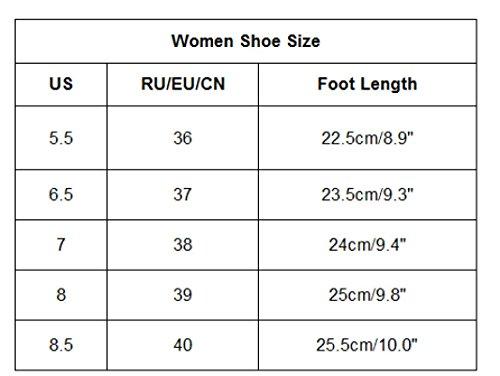 Start Women Casual Roman Summer Sandals Shoes (US=7, Beige)