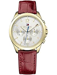 Tommy Hilfiger Analog Silver Multi Dial Watch For Women-TH1781702