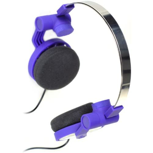 WeSC Pick-Up Headphone (Bpurple)の写真03。おしゃれなヘッドホンをおすすめ-HEADMAN(ヘッドマン)-