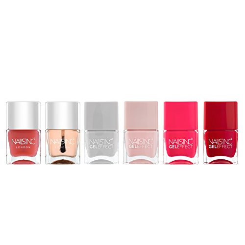 Nails Inc classico effetto gel Nail Polish Collection