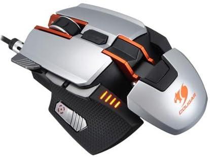 COUGARクーガー700Mゲーミングマウス シルバー CGR-WLMS-700