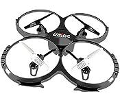 Amazon.com: UDI U818A 2.4GHz 4 CH 6 Axis Gyro RC Quadcopter with Camera RTF Mode 2: Toys & Games