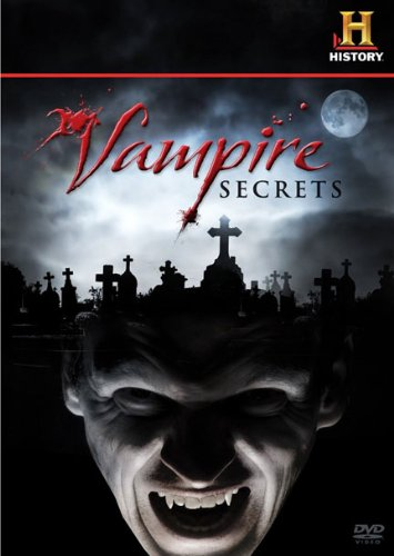Cover art for  Vampire Secrets (History Channel)