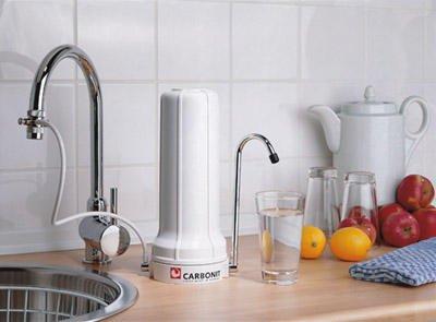 Carbonit sanuno classic filtro depuratore per acqua - Depuratore acqua casa prezzo ...