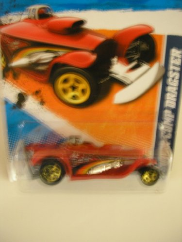 Hot Wheels Drag Racers '11 Super Comp Dragster 128/244