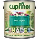 Cuprinol Garden Shades 1L Wild Thyme