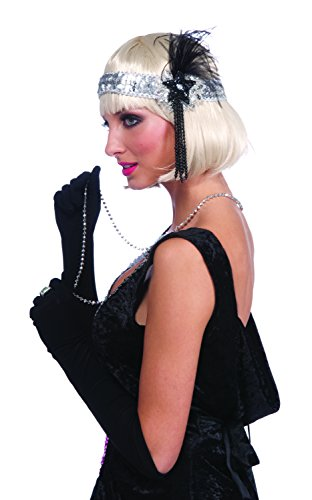 1920s-Flapper-Pearl-Necklace-Black-Boa-and-Headband-by-Express-Novelties-Online