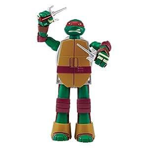 Teenage Mutant Ninja Turtles Teenage Mutant Ninja Turtles Mutations Figure To Weapon Raphael Action Figure