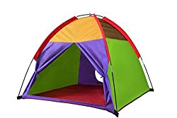 Play Tent Kids Playhouse Outdoor Camping Indoor Playground Children Game Toy Christmas Great Fun Gift for Boys and Girls by Alvantor,