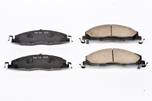 Z17 Evolution Plus Brake Pads 17-1539 Power Stop Front