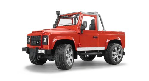 Bruder-02591-Land-Rover-Defender-Pick-Up