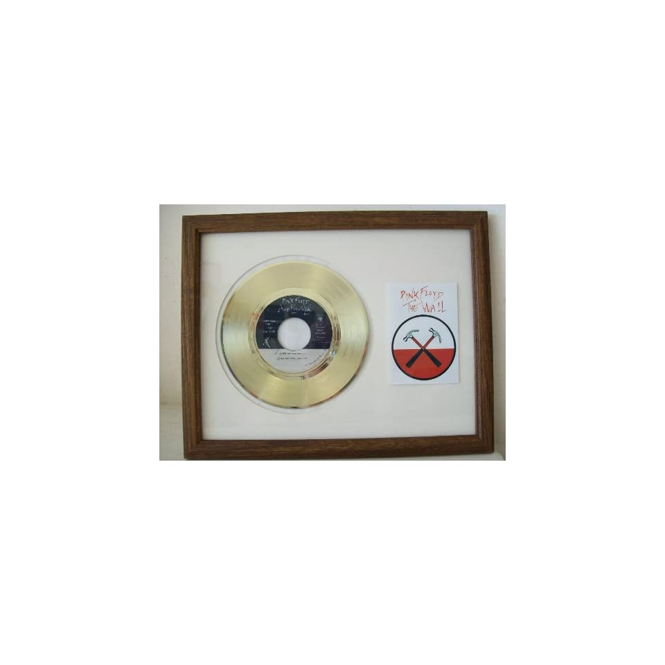 Pink Floyd Gold Record   Another Brick On The Wall