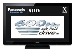 Panasonic VIERA TC-P50X3 50-Inch 720p 600 Hz Plasma HDTV (2011 Model)