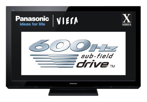 Panasonic VIERA TC-P50X3 50-Inch 720p Plasma HDTV