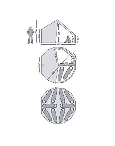 Nordisk-Asgard-196-Basic-Cabin-Set