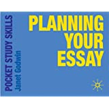 Planning your Essay (Pocket Study Skills)by Janet Godwin