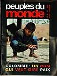 PEUPLES DU MONDE [No 12] du 01/06/196...
