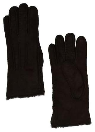Emu Australia Women's Beech Forest Gloves, Black, one size (M/L)