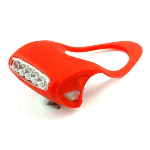 Xtreme Bright Maximum Safety Led Bike Headlight And Taillight