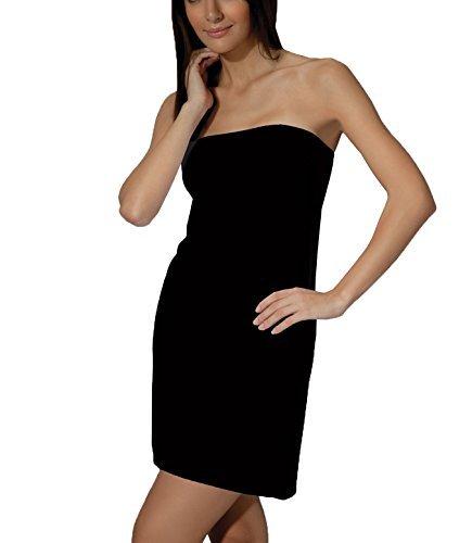 Doreanse Underwear Bandeau-Ausschnitt Damen Unterkleid mit abnehmbaren Trägern Frauen Unterrock kaufen