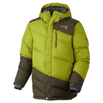 Mountain Hardwear Downhill Parka Ski Jacket Elm/Duffel Mens Sz M