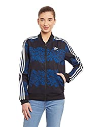 adidas Originals Women's Quilted Jacket (AO3019_Multicolor_36)