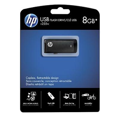 HP P-FD8GBHP255-EF V255W FLASH DRIVE (8GB)