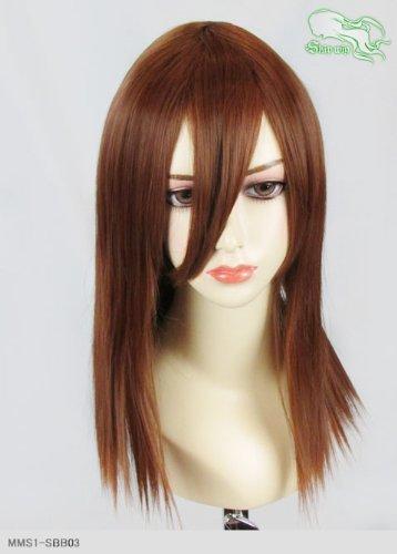 スキップウィッグ 魅せる シャープ 小顔に特化したコスプレアレンジウィッグ フェアリーミディ ティラミス