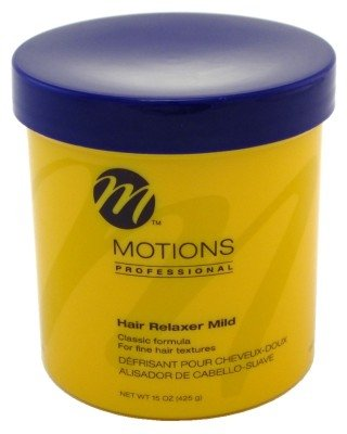 Motions Hair Relaxer 15oz. Mild Jar (3 Pack)