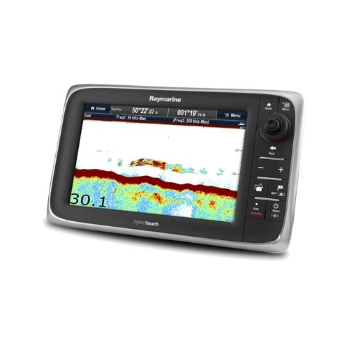 raymarine sonar charts