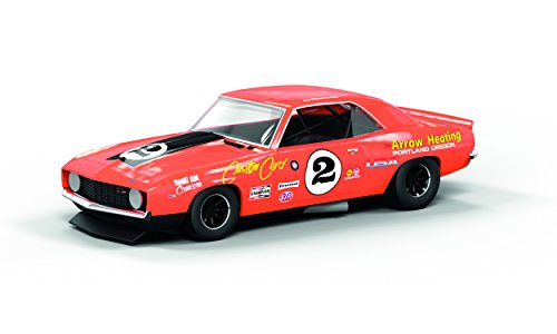 Scalextric 1967 Trans-AM Slot Chevrolet Camaro Car (1:32 Scale)