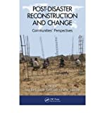 img - for [ POST-DISASTER RECONSTRUCTION AND CHANGE: COMMUNITIES' PERSPECTIVES ] By Duyne Barenstein, Jennifer E ( Author) 2012 [ Hardcover ] book / textbook / text book