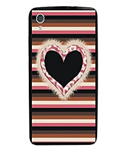 Techno Gadgets Back Cover for HTC Desire 728